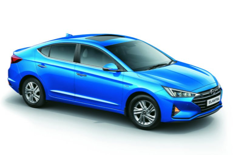 These Are The Variants Of The 2019 Hyundai Elantra Facelift
