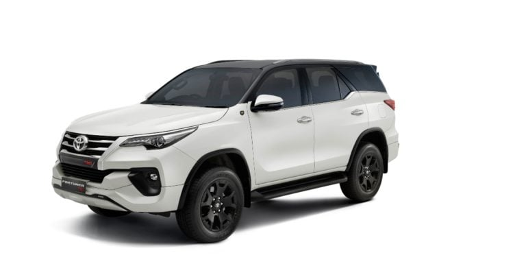 Toyota Fortuner TRD Sportivo Launched In India At Rs 33.85 Lakh