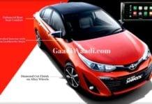 Toyota Yaris Facelift