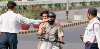 Two wheeler Traffic Challan image
