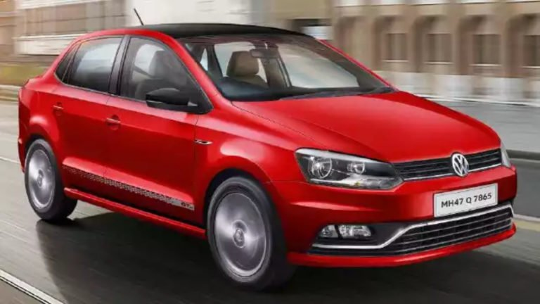 Volkswagen has Launched Ameo GT-Line for Rs. 9.90 lakhs, ex-showroom!