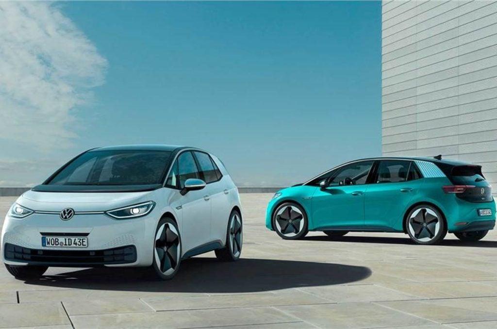 Volkswagen ID.3 unveiled