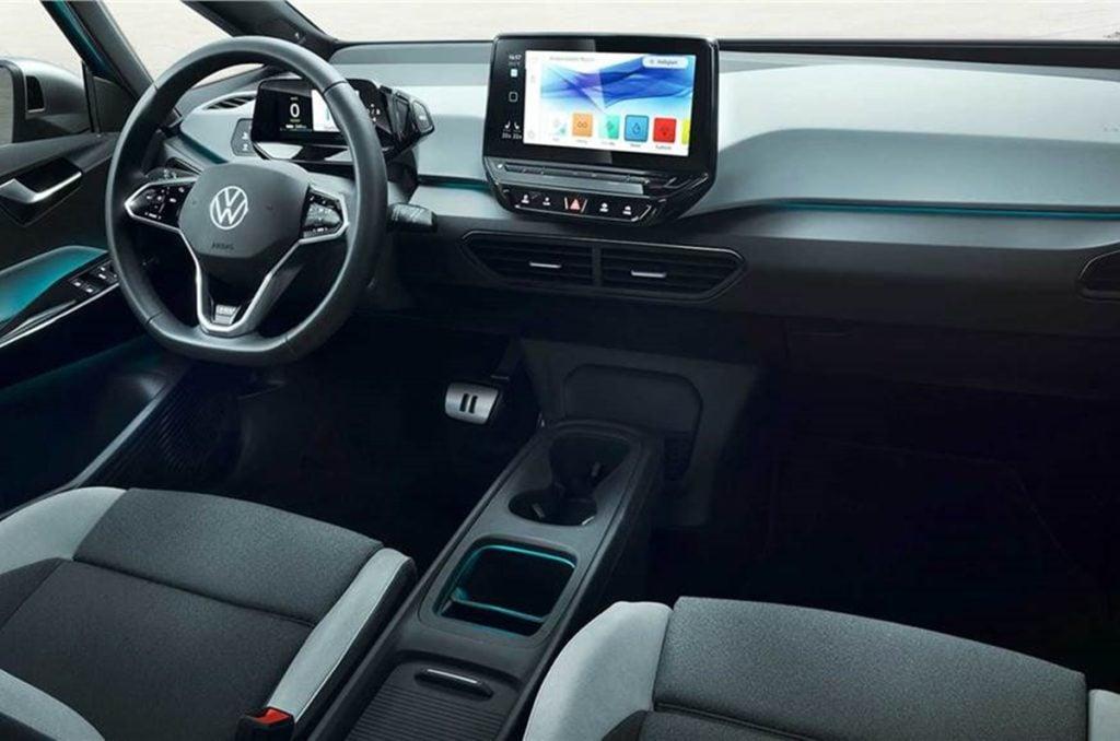 Volkswagen ID.3 Interiors
