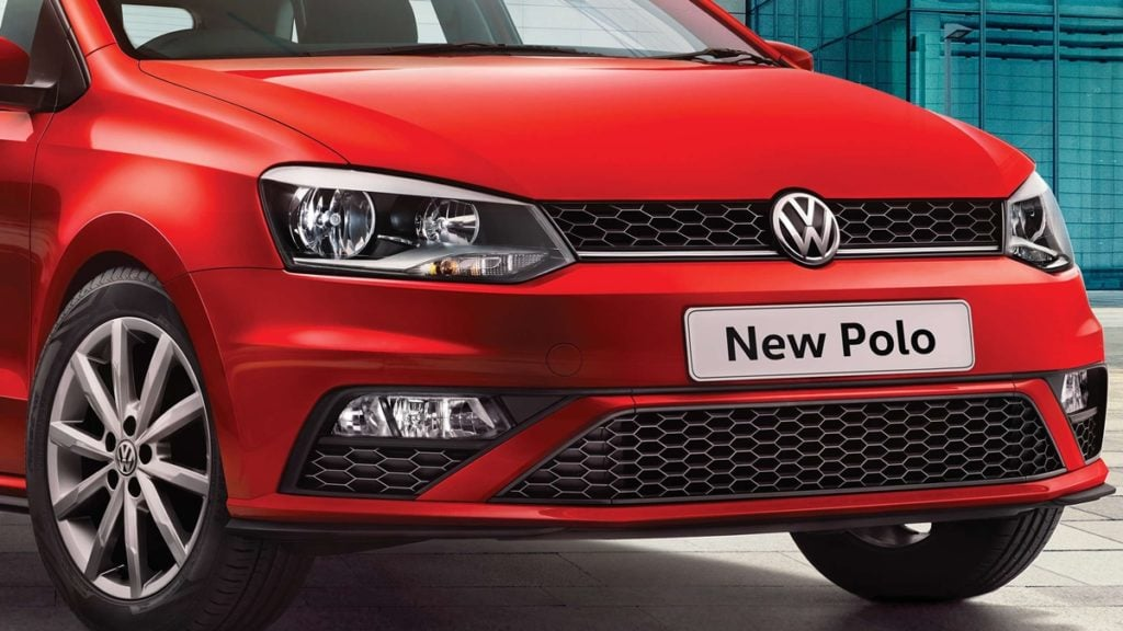 The Volkswagen Polo Facelift gets new honeycomb grille and bumpers