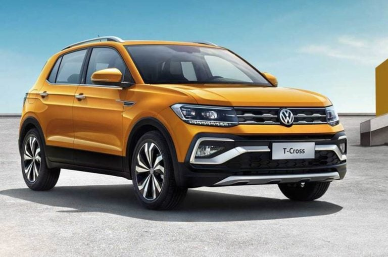 Volkswagen T-Cross to be Showcased in India at the 2020 Auto Expo!