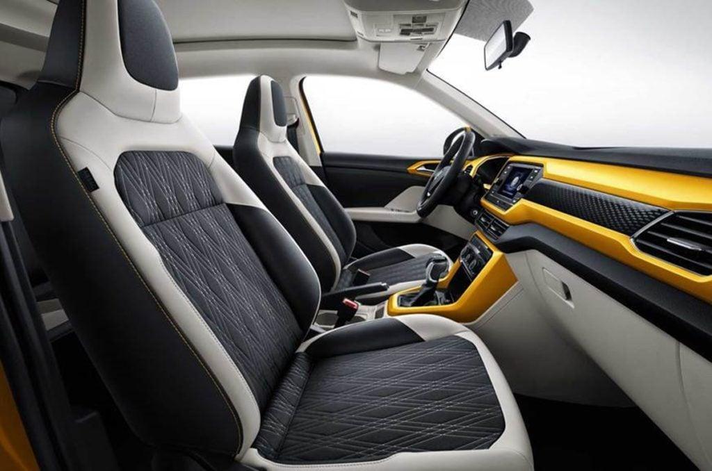 Volkswagen T-Cross interiors
