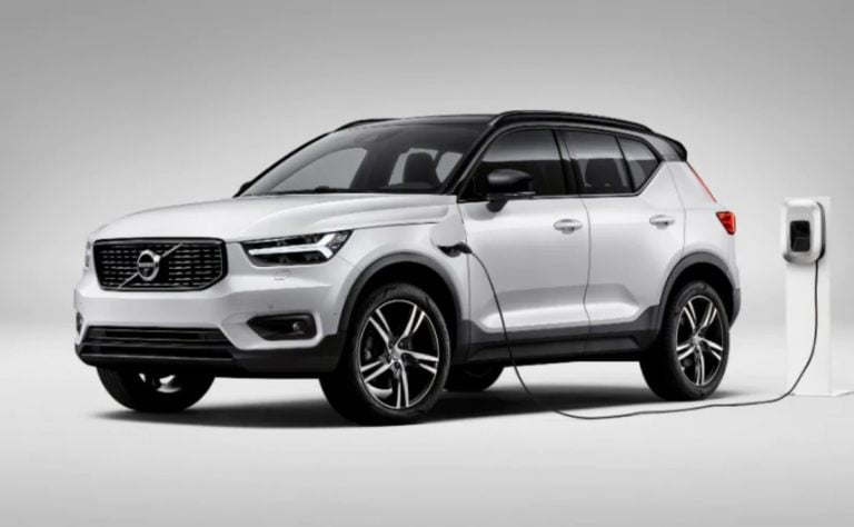 Electric Volvo XC40 Infotainment System Explained