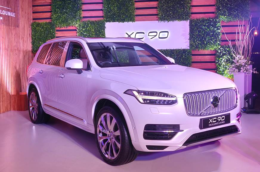 Volvo XC90 Excellence Lounge Console launched in India for Rs. 1.42 Crores, ex-showroom
