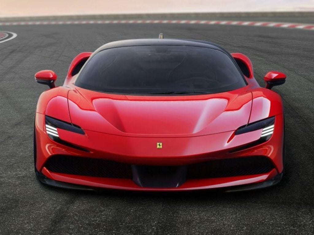 Ferrari Purosangue will have a similar drivetrain as the SF90 Stradale - Plug-in hybrid with Turbo V6 engine