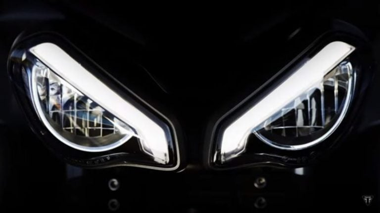 Triumph Teases 2020 Street Triple RS; Global Unveil on October 7!