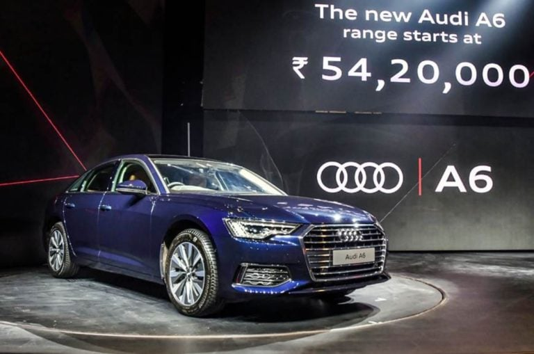 Six Highlights Of The Recently Launched 2019 Audi A6 In India