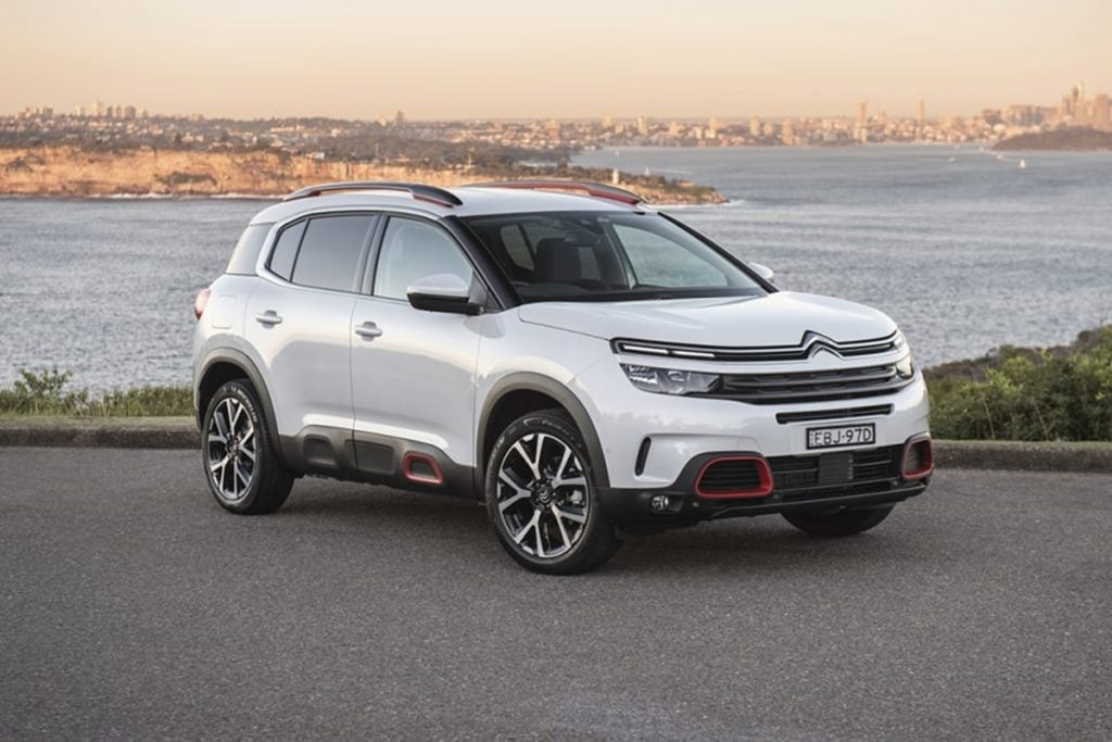 And lastly, we really expected a first look at the Citroen C5 Aircross at the 2020 Auto Expo.