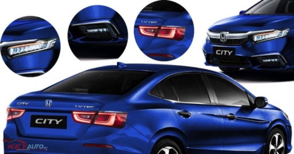 New Honda City Engine Options Image