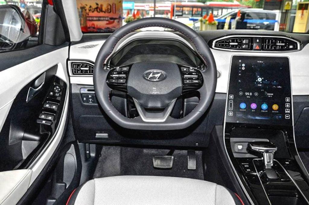 Next-gen 2020 Hyundai Creta interiors
