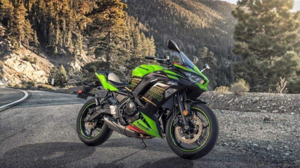 2020 Kawasaki Ninja 650 Image