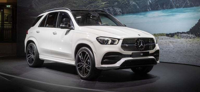 Bookings Open For The India Bound 2020 Mercedes Benz GLE SUV
