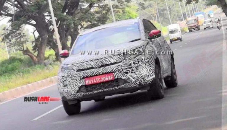 2020 Tata Nexon Facelift – Fresh Spy Shots and New Details!