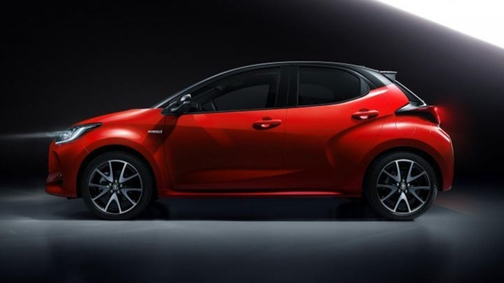 The side profile looks stunning with the sloping rear end and strong character lines.