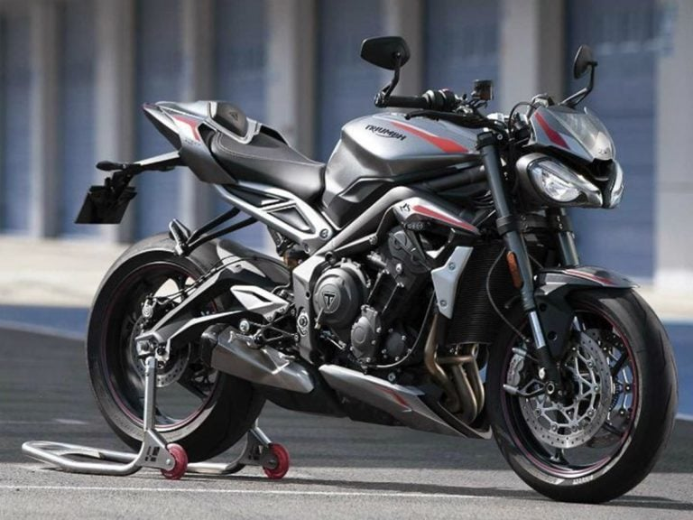 Triumph Unveils the 2020 Street Triple RS and its Bonkers!
