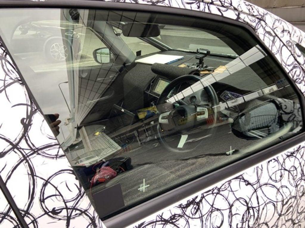 2020 Honda Jazz interiors