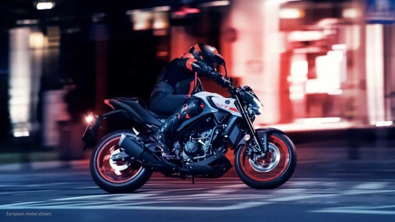 2020 Yamaha MT-03 Unveiled; Heading Out To India?