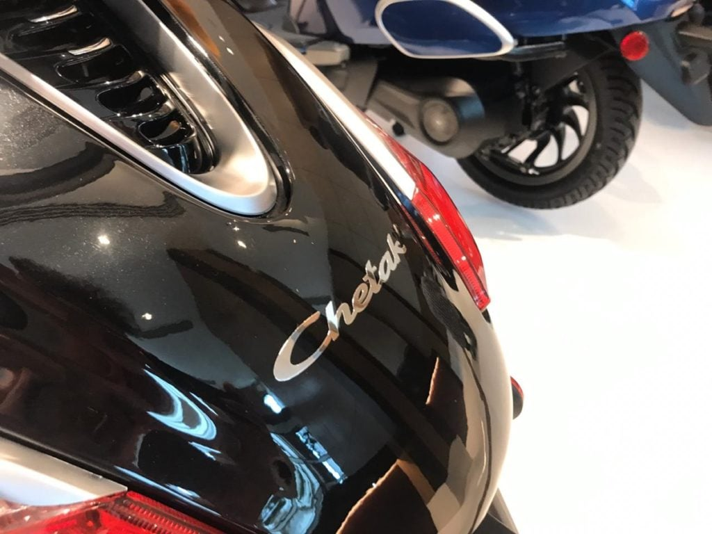 Bajaj has revived the Chetak nameplate after 14 years