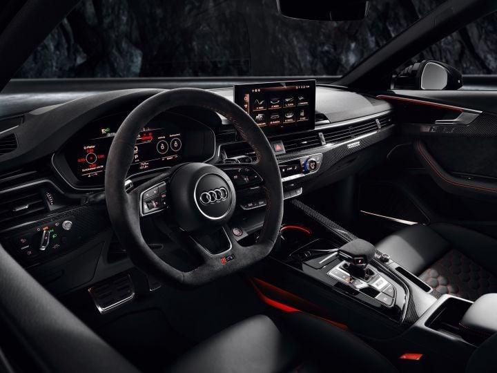 2020 Audi RS4 Avant Interiors