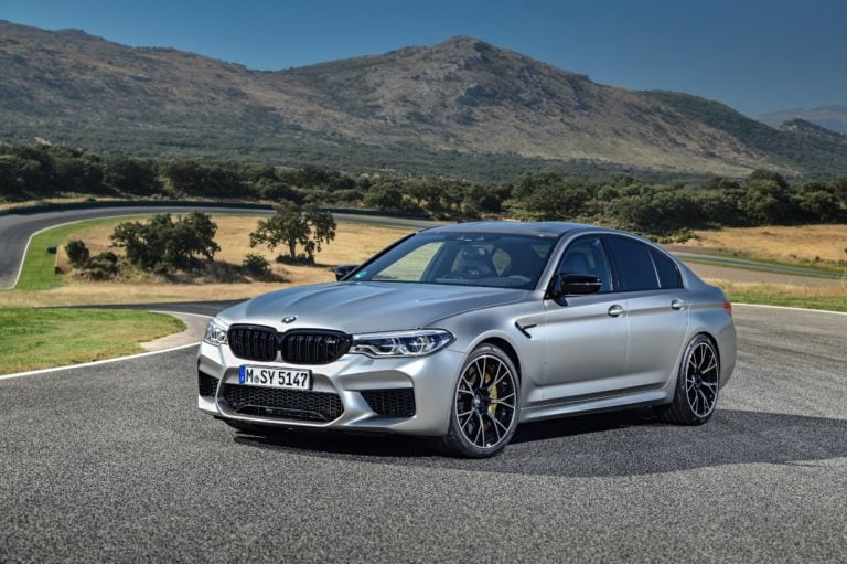 BMW M5 Competition Launched In India – Price Starts At Rs 1.55 Crores