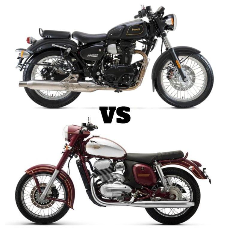 Benelli Imperiale 400 vs Jawa 300 – Specifications Comparison!