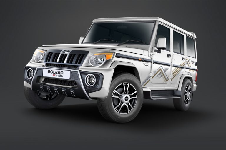 Mahindra Bolero Power+ Special Edition Launched – What's New?