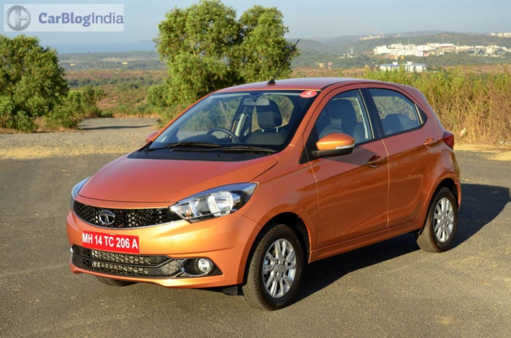 The Tata Tiago has the distinction of being the most feature loaded in the segment.