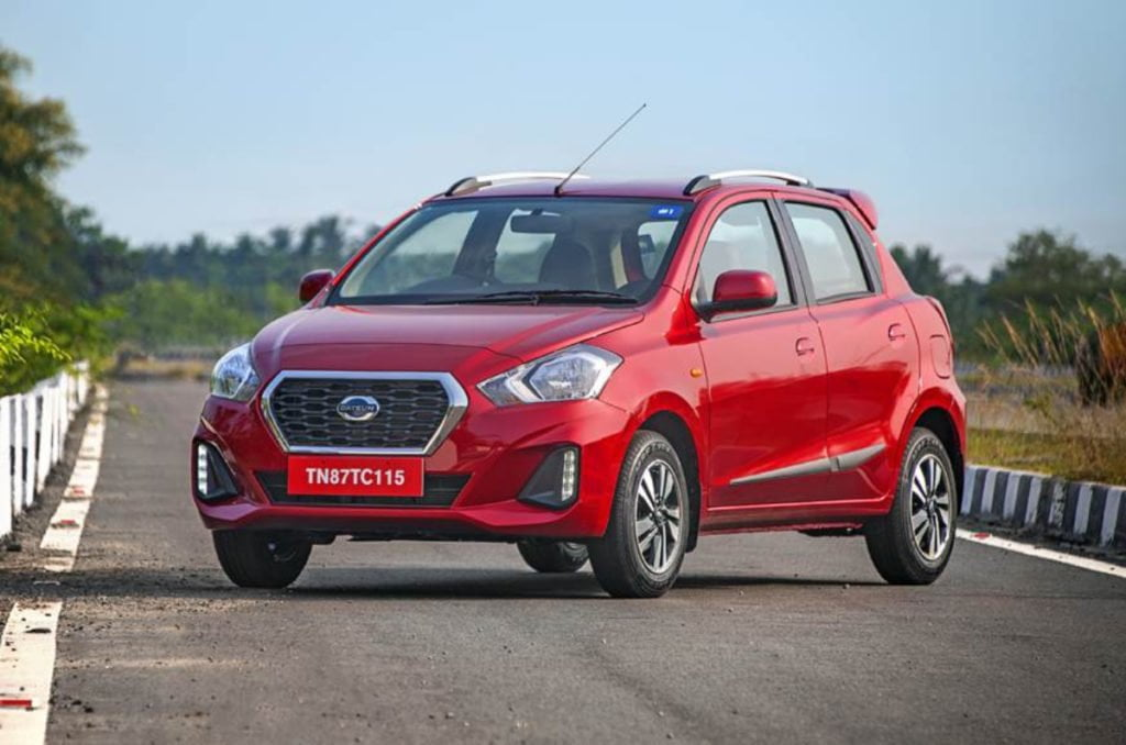 Here we have compared the Datsun Go Automatic with its peers