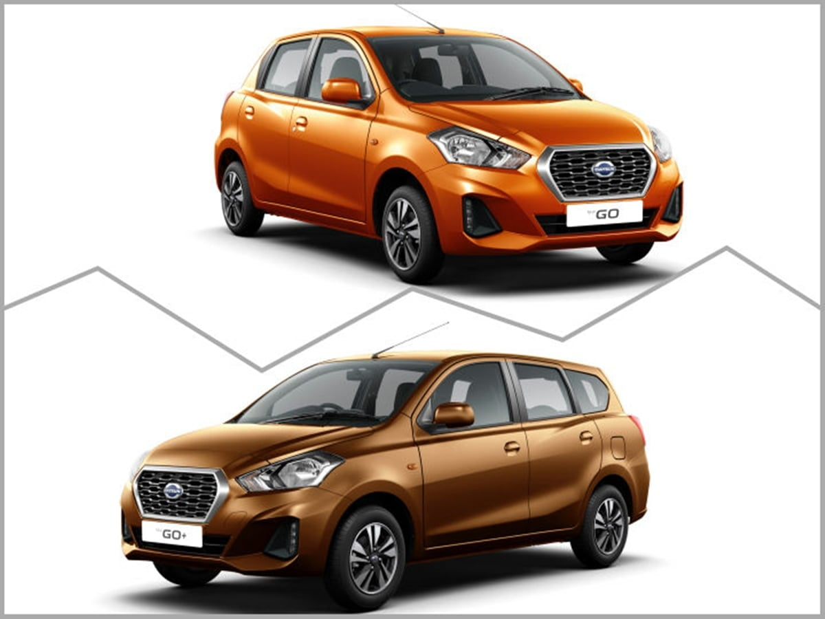 Datsun GO And GO+ CVT Launched In India - Price & Details
