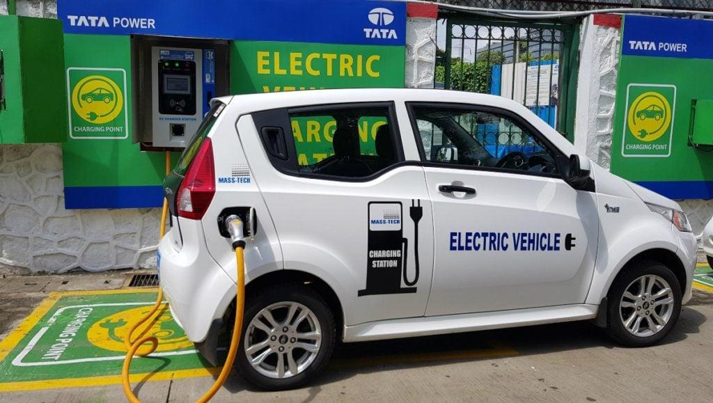 EV Charging Infrastrucre Image