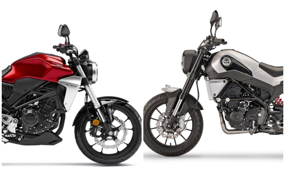 Honda CB300R Vs Benelli Leoncino 250