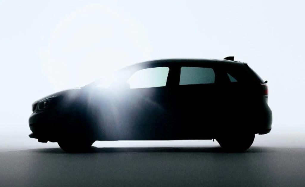 Next-gen Honda Jazz teased ahead of Tokyo Motor Show