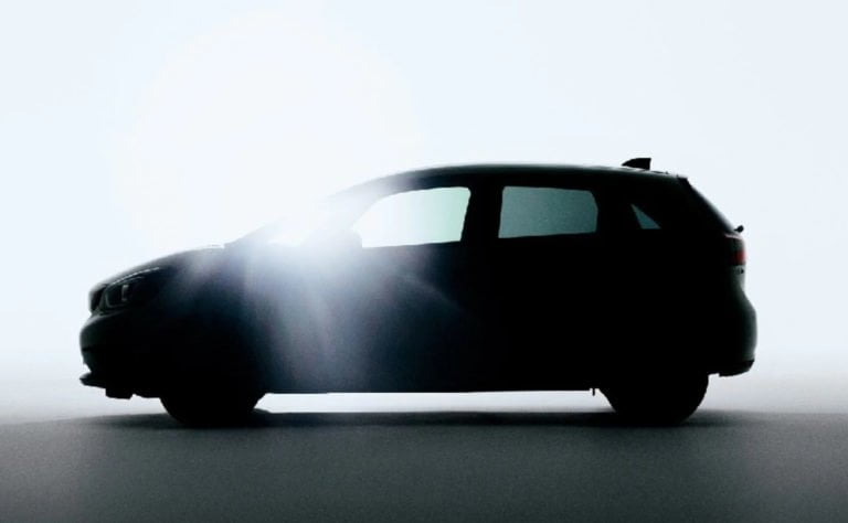 Next-Gen Honda Jazz Teased Ahead of Debut at Tokyo Motor Show!