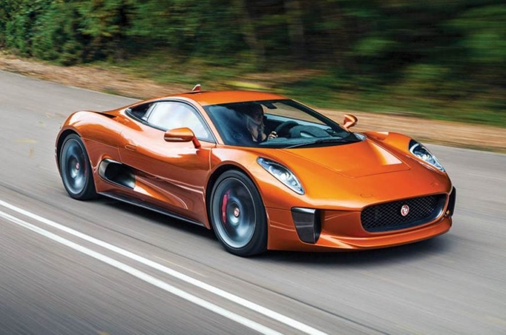Next-Gen Jaguar F-Type could draw design cues from the C-X75 Concept