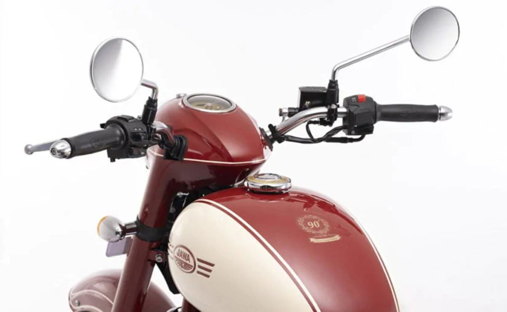 Jawa will soon introduce a 90th Anniversary Edition with Immediate deliveries