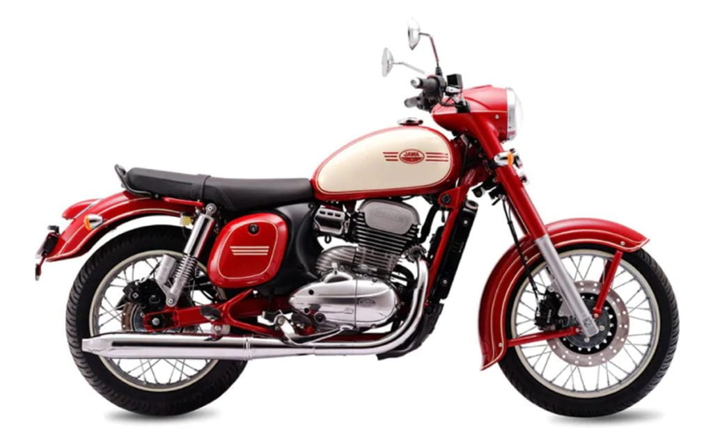 Jawa 90th Anniversary Edition launched in India for a price of Rs. 1.73 lakhs