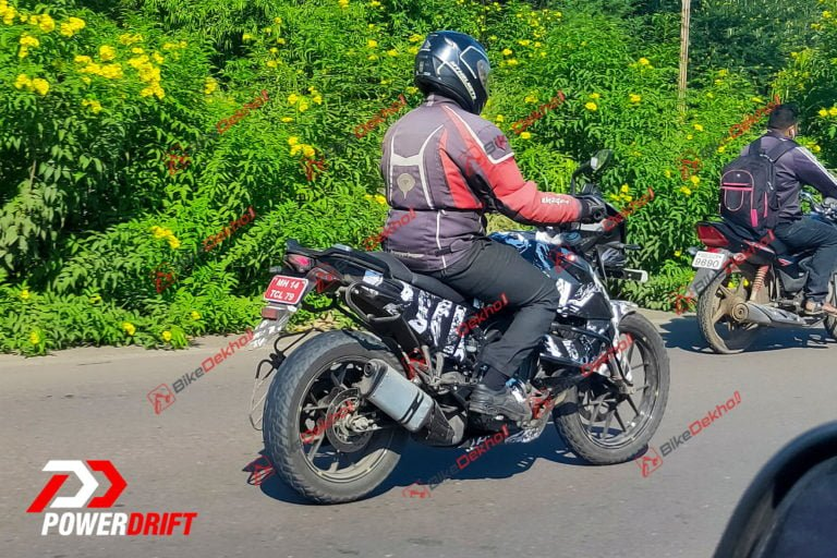 Is This The New KTM 250 Adventure? Spy Shots Leaked!
