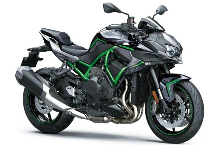Kawasaki Z H2 Hypernaked Bike Unveiled at Tokyo Motor Show!