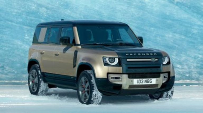 The Long Wheel Base Land Rover Defender 130 Might Launch Soon