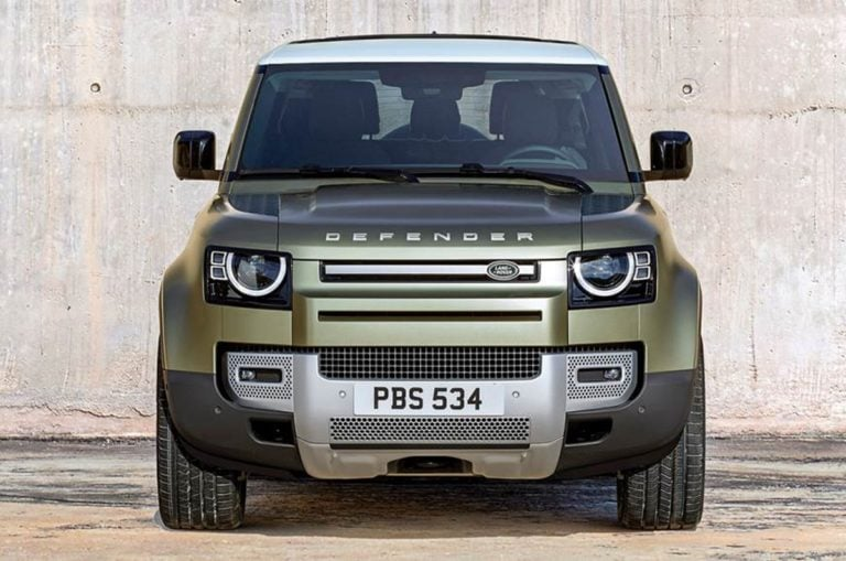 New-Gen Land Rover Defender Coming to India in 2020!