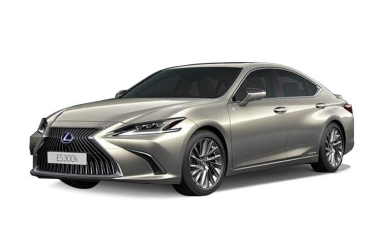 Lexus ES To Receive A BS6 Upgradation – Launch Soon