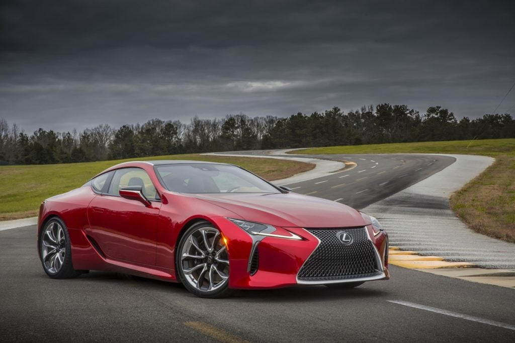 Lexus missed an opportunity to showcase the LC 500h at the 2020 Auto Expo but its coming next year anyway.