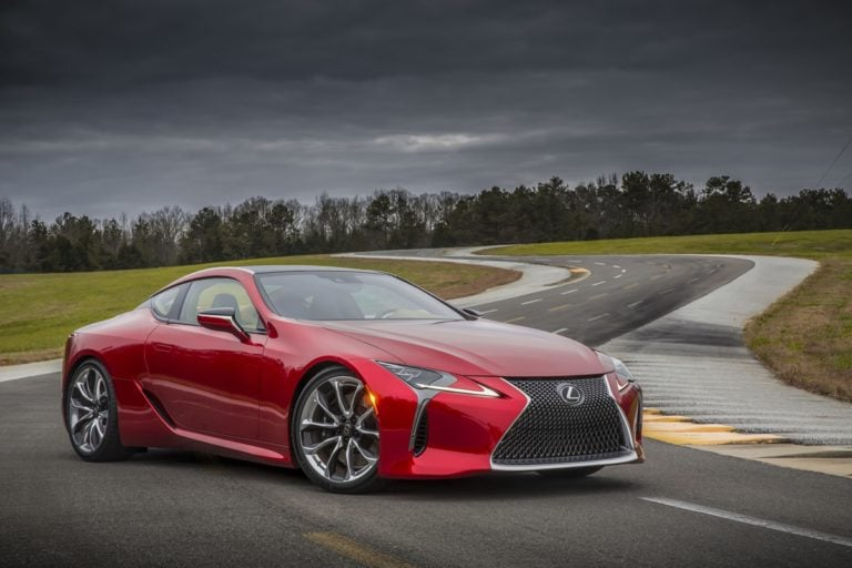 Lexus LC500h Will be Priced From Rs. 2.80 crores (on-road) in India!