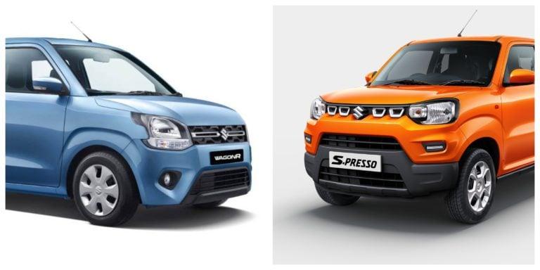 Maruti S-Presso Vs Maruti WagonR – Which One Should You Go For?