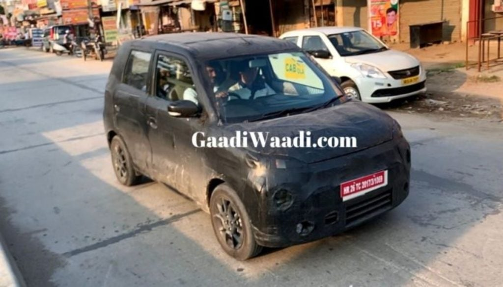 Maruti will also debut the XL5 EV based on the Wagon R