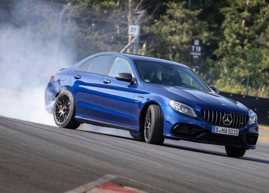Next-gen Mercedes-AMG C63 sedan will be powered by a 2.0L, four cylinder hybrid engine
